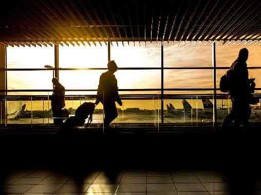 Weltreise Poesie Gedicht Verweis: Flughafen Komfortzone