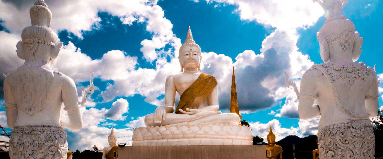 Weltreise-Gedichte: Vipassana