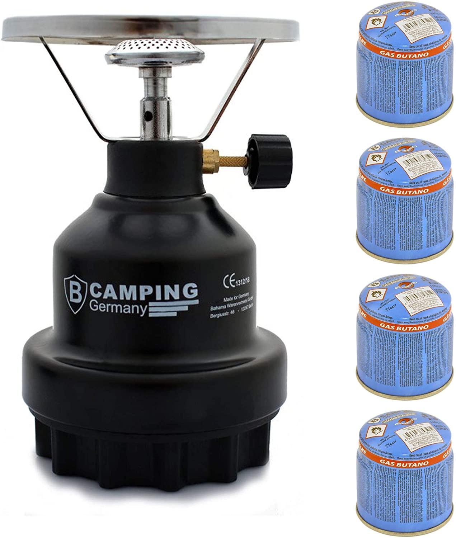 Kleiner Camping Kocher für Deine Weltreise