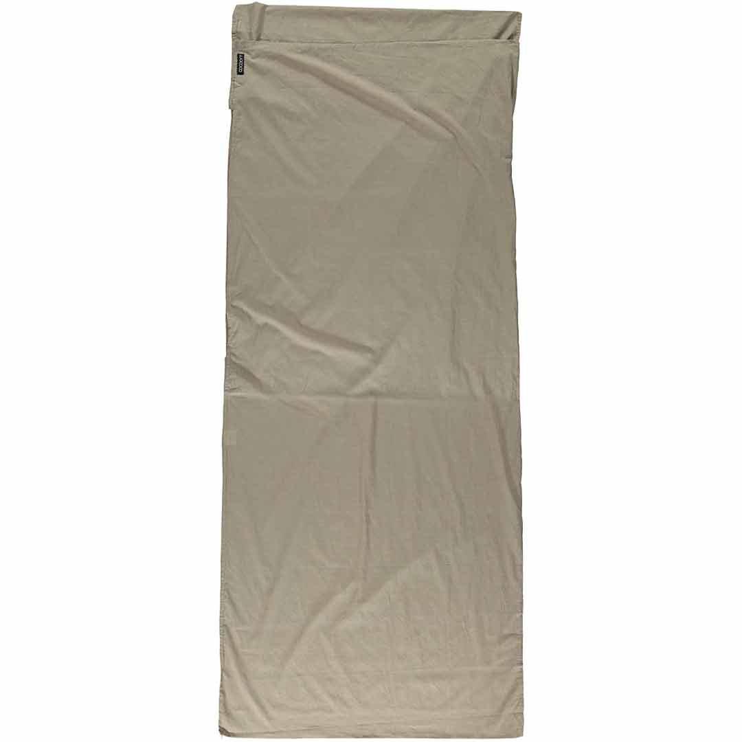 Cocoon Schlafsack als eigene Decke in Hotels und Hostels