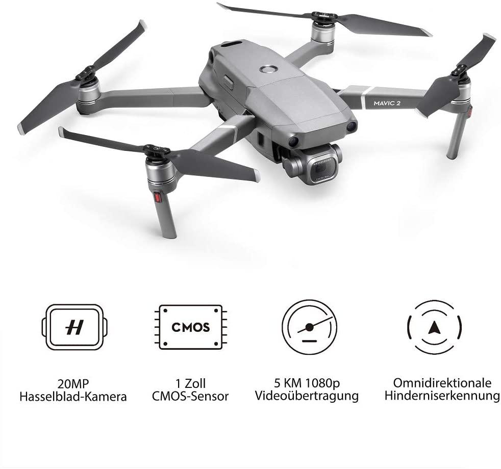 Profi Drohne für Deine Weltreise