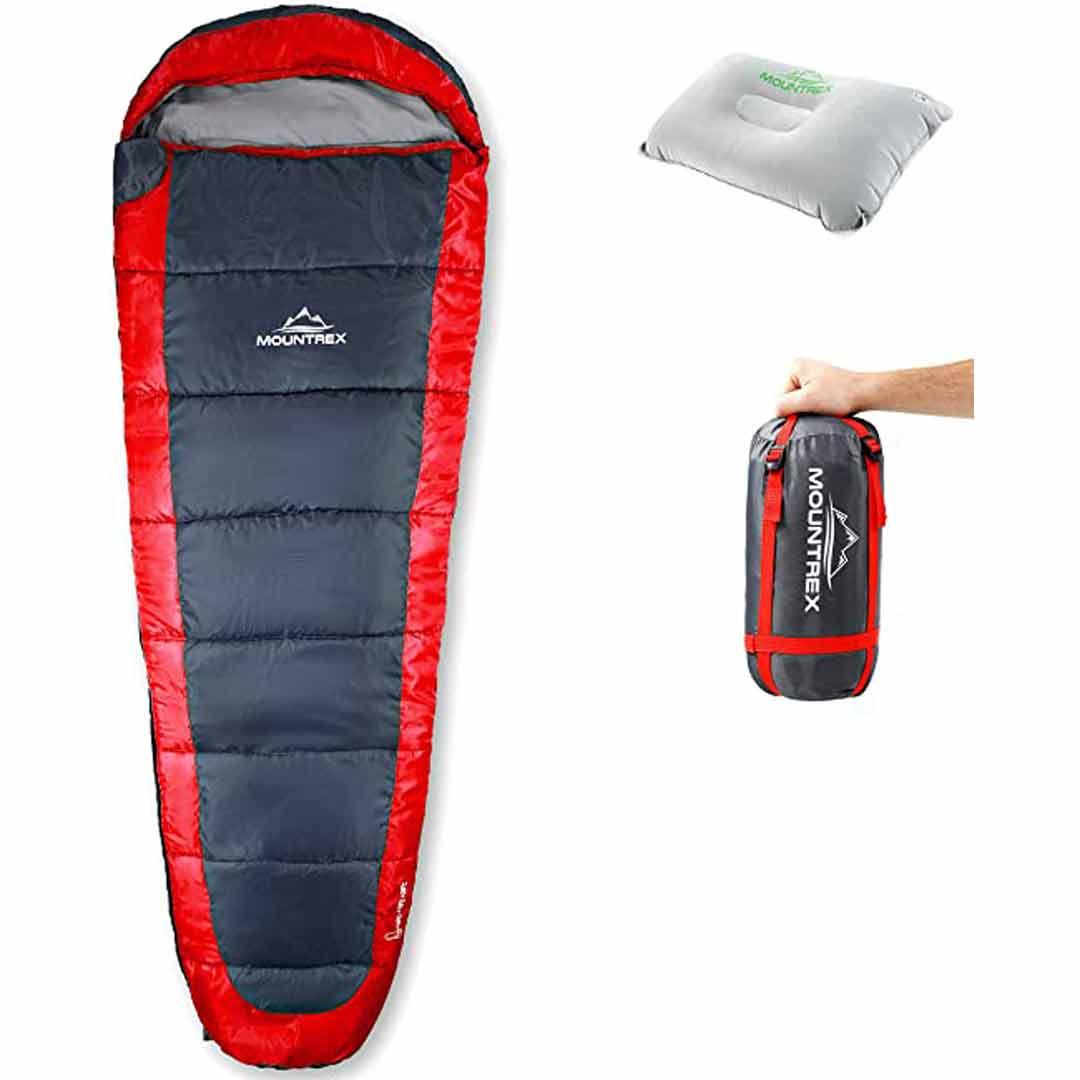 Schlafsack für Deine Trekking Reise