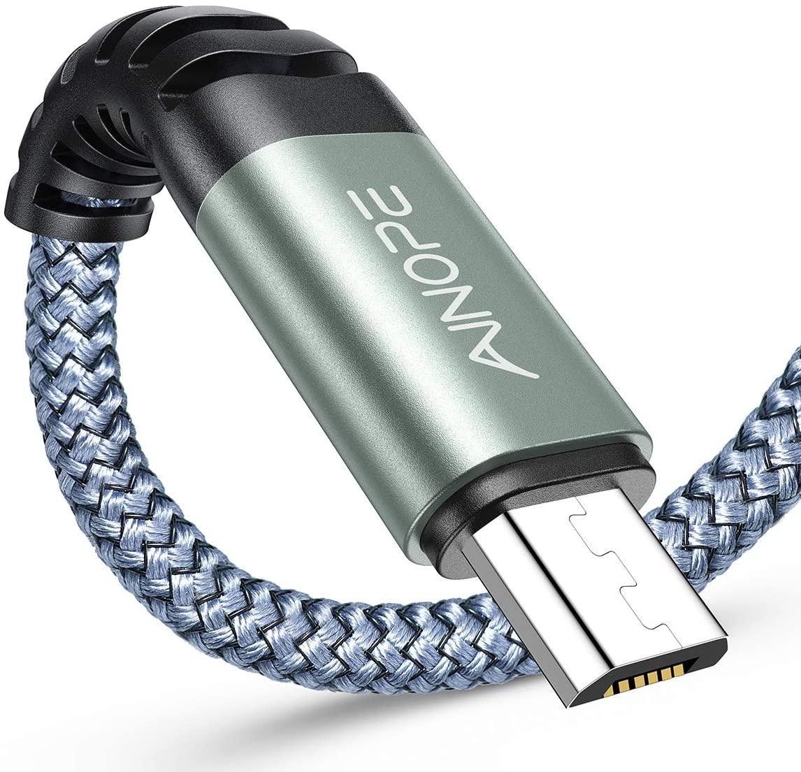 Ein robustes USB-Kabel wird Dir auf Reisen viel Ärger ersparen