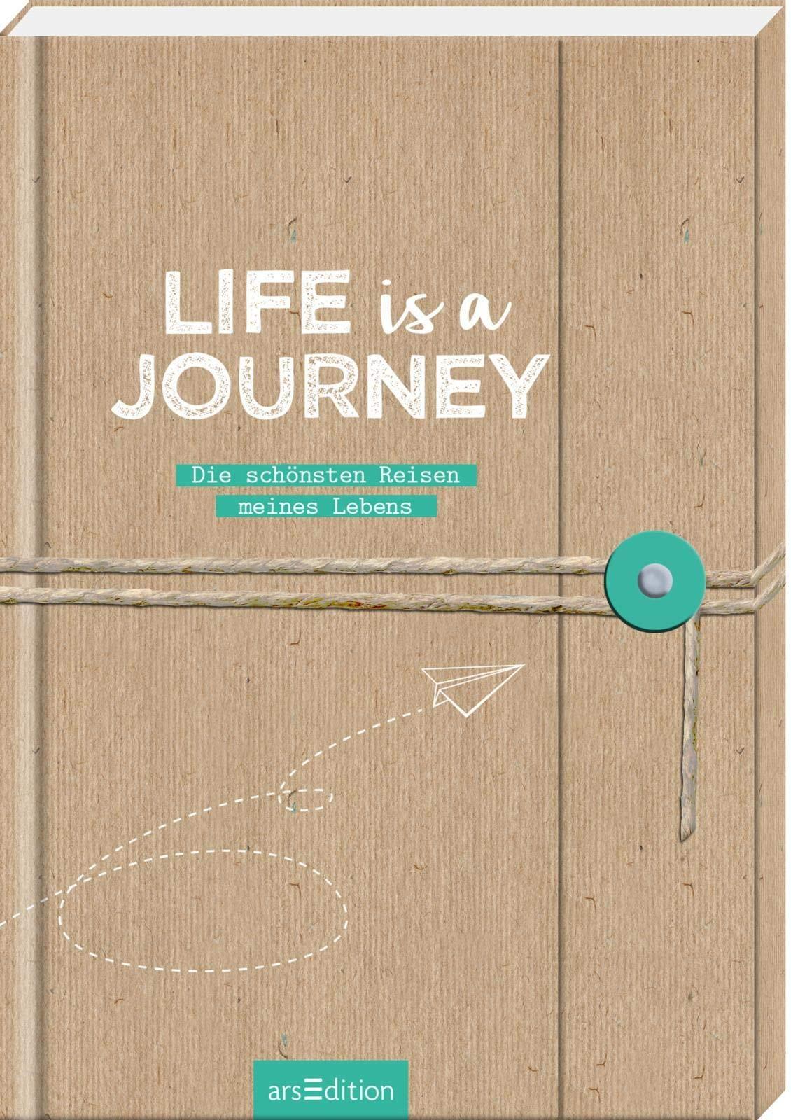 Weltreise Journal: Schreibe alles auf, was Du erlebst