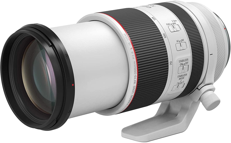 Canon RF - Teleobjektiv - für scharfe Fernaufnahmen auf Reisen