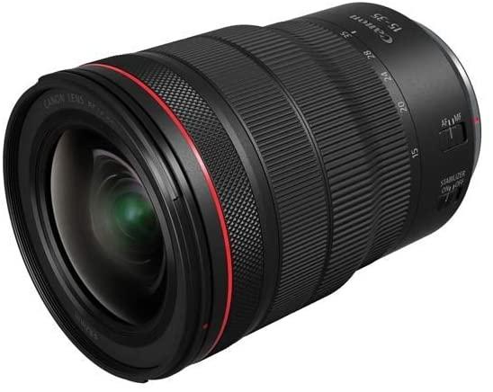 Canon EOS R - Weitwinkelobjektiv - Das ideale Reisevloggerobjektiv