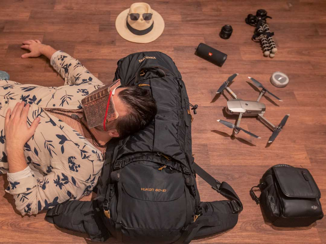 Weltreise Planung #5: Weltreise Packliste 2021 - Der ultimative Reisetypen Guide + Secret Travel Hacks